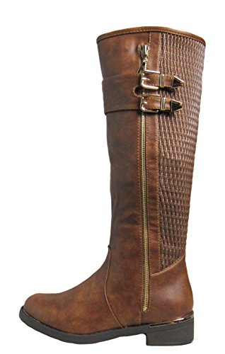 1 Tan Ginger Boots Top US Moda M 6 Womens D aIHqTtwZ