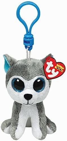 Ty Beanie Boos Slush Husky Dog New Cute Toy
