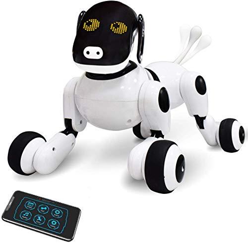 Contixo Puppy Smart V2 Robot Electronic Dog Walking Pet Toy