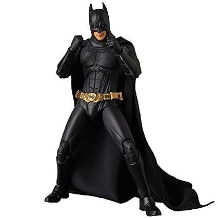 Amazon.com: MAFEX mafekkusu Batman comienza traje non-scale ...