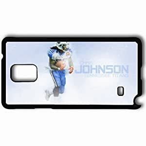 Personalized Samsung Note 4 Cell phone Case/Cover Skin 14495 1 johnsonchris Black hjbrhga1544