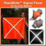 ResQBrite Signal Panel (tm) by Survival Metrics