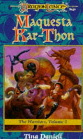 book cover of Maquesta Kar-Thon