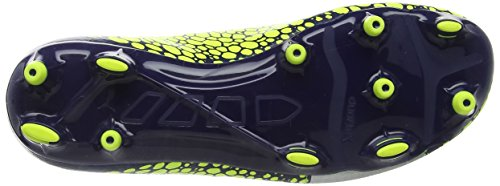 Calcio Vigor Graphic Depths Yellow Puma Da Fg Scarpe safety Evopower 4 Uomo silver Giallo blue 0xqpqFS