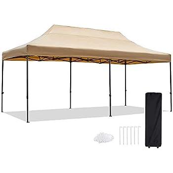 Amazon.com: Kdgarden - Toldo portátil para exteriores, fácil ...