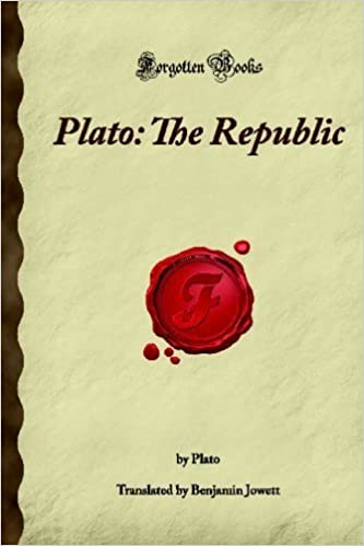 Plato: The Republic (Forgotten Books) by Plato (2008)