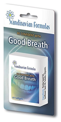 Rainbow Light Mint - Scandinavian Formulas Good Breath 60 Softgels