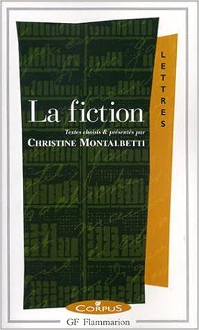 Livre La Fiction pdf, epub