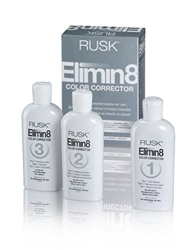 Rusk Elimin8 Color Corrector Accessories by BEAUTY HAIR PRODUCTS 123 Hair & Beauty