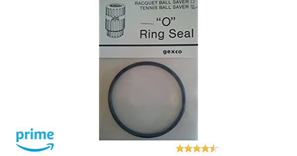 Tennis Ball Saver O Ring - Junta tórica original para el Tennis Ball Saver: Amazon.es: Deportes y aire libre