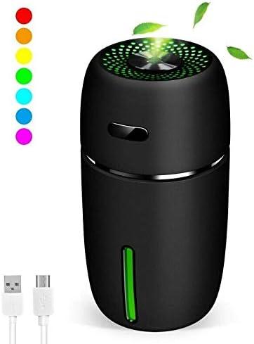 XuBa Mini humidificador de aire USB difusor de aroma coche aceite ...