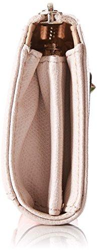 Guess - Swpa6690520, Bolsos bandolera Mujer, Multicolore (Lipstick), 3x11x14 cm (W x H L)