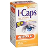 ICaps AREDS2 Eye Vitamin, Softgels - 3PC