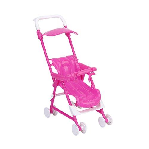 Mobili Barbie Carrozzina Passeggino Trolley Per La Bambola Kelly