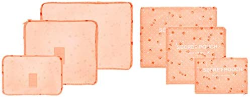 Waterproof Storage Organizer Pink cherry product image