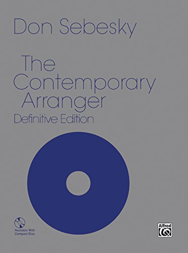The Contemporary Arranger: Comb Bound Book