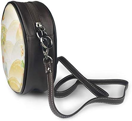 レディース 斜めがけバッグ ザーショルダーバッグ 肩掛けバッグ フローラル トートバッグ 丸形 ミニバッグ 財布 デート 面白い 旅行用
