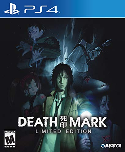 Spirit Hunter: Death Mark Limited Edition - PlayStation 4