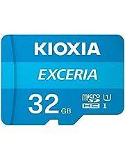 بطاقة ذاكرة مايكرو اس دي اكسيريا بواسطة توشيبا من كيوكسيا - 32 جيجابايت