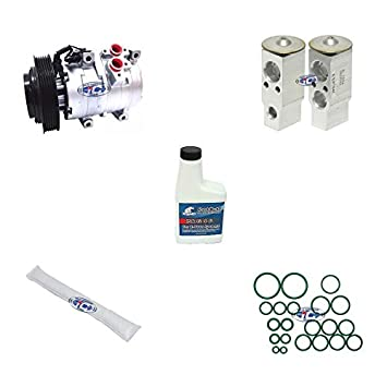 A/C remanufacturados Compresor Kit para Toyota Corolla 03 - 08 1.8L, Matrix 03 - 08 1.8L 10s15l 77391: Amazon.es: Coche y moto