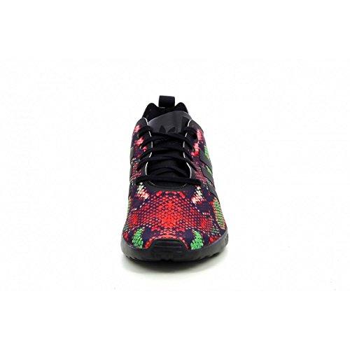 adidas ZX Flux Smooth W - Zapatillas de Running Para Mujer negro
