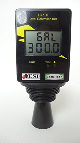 Level Gauge Tank Monitor LC-100 for Heating Oil, Diesel, DEF and Water Tanks, Display in ()