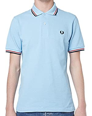 Made in England Twin Tipped Polo Shirt