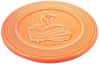 product image for Fiesta 6-Inch Trivet, Tangerine
