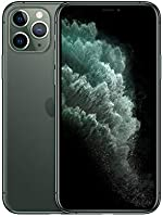 Apple iPhone 11 Pro (64GB, Midnight Green) [Carrier Locked] + Carrier Subscription [Cricket Wireless] ($10/Month Amazon...