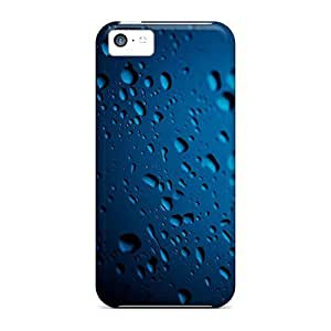 LastMemory Awesome Case Cover Compatible With Iphone 5c - Bluedrops