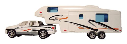 Prime Products 107.1109 27-0020 Pick-Up and 5th Wheel - Accessories Camping Model