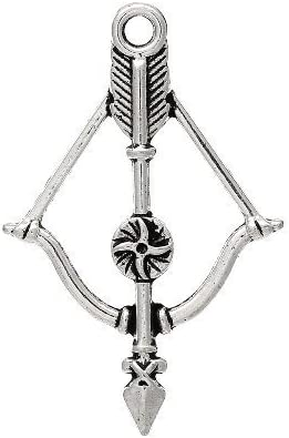 Crucifix Charm//Pendant Tibetan Antique Silver 36mm  15 Charms Accessory Crafts
