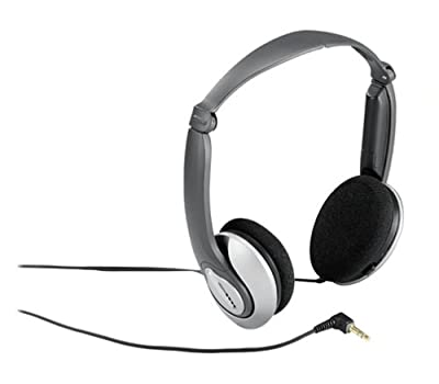 Sony MDR-NC5 Noise Canceling Headphones with Airline Adaptor