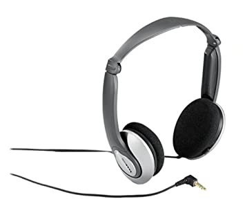 Sony MDR-NC5 Noise Canceling Headphones with Airline Adaptor (Discontinued by Manufacturer)