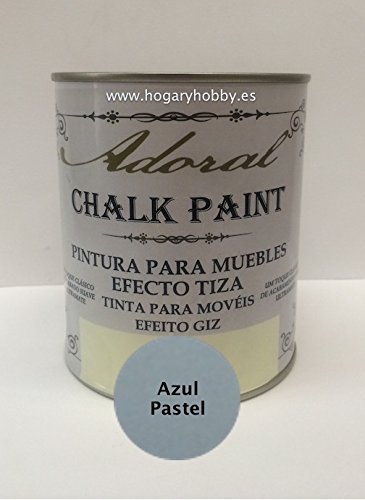 adoral – Chalk Paint Farbe für Möbel Kreide Wirkung 125 ml ...