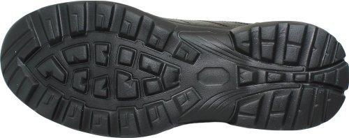 Calden - K107216 - 5.2 Inches Høyere - Høyde Økende Heis Sko-svart Snøring Boot