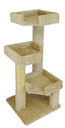 New Cat Condos 110111 Cat Tree, Beige