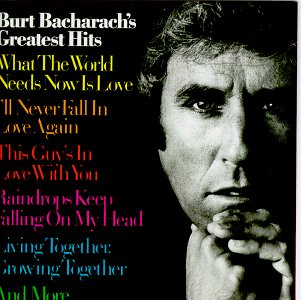 burt bacharach magic moments