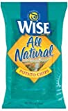 Wise All Natural Potato Chips (28140) 8 oz (Pack of 6)