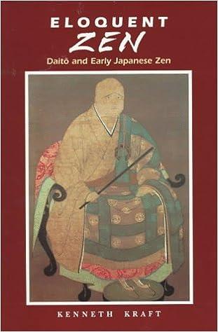 Kraft Eloquent Zen cover art