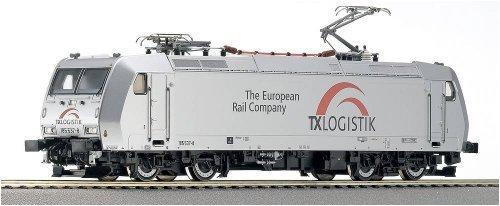 MARKLIN HO Long All CAST Metal Digital Electric LTE Locomotive EPOCHE V BR-185 Model 36831 Special Design