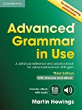 Advanced Grammar in Use Book with Answers and