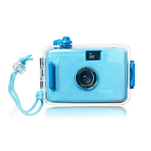 Reusable Underwater Camera With Flash - 7
