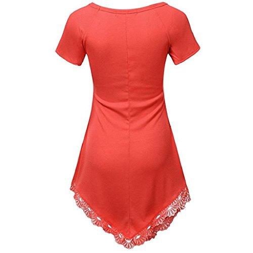 PRIAMS 7 - Camiseta - para mujer Rosso