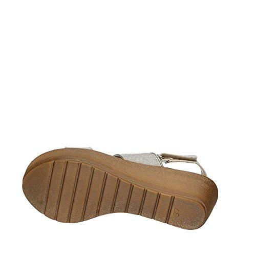 IN BLU SUMMER - Zapatos de vestir para mujer Plata