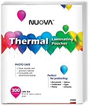 Nuova Premium Thermal Laminating Pouches