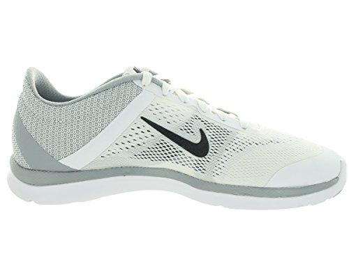 Nike Kvinnor I Säsong Tr 4 Cross Trainer Löparskor Vit / Wolf Grå / Kyler Grå / Mörkgrå