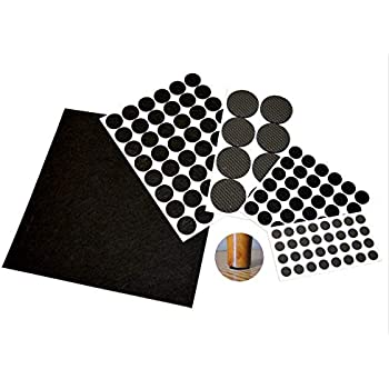 Self Adhesive Pads For Chairs And Tables Sticky Felt And