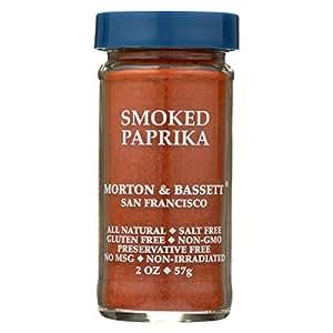 Morton & Bassett Paprika Smoked, 2 ounce