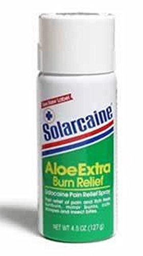 Solarcaine - Burn Relief - 4.5 oz. - Spray Can-McK